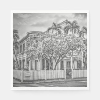 Eaton St. Conch House Napkins