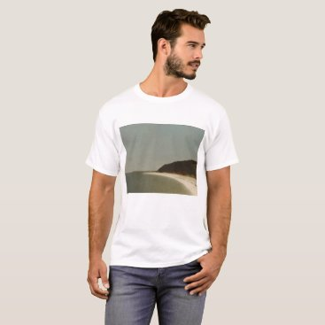 Beach Themed Eaton's Neck, Long Island T-Shirt