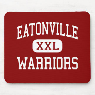 Eatonville - Warriors - Middle - Eatonville Mouse Pads