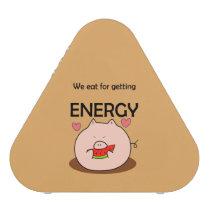 Eatting for Energy Speaker