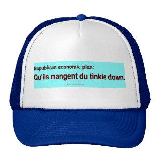 EatTinkleDown Trucker Hat