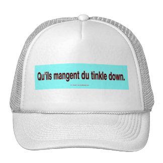 EatTinkleDownPlain Trucker Hat