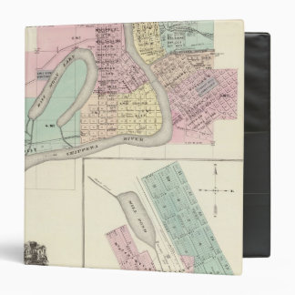 Eau Claire and Medford Binder