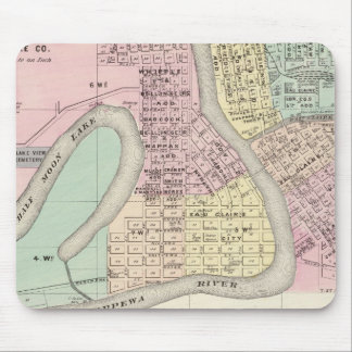 Eau Claire and Medford Mouse Pad
