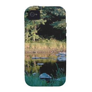 Eau Claire Dells Vibe iPhone 4 Covers