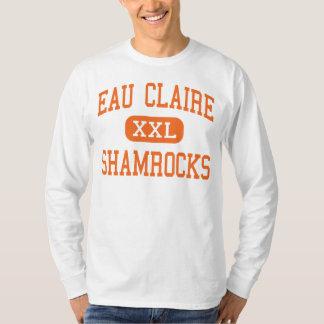 Eau Claire - Shamrocks - High - Columbia T-shirt
