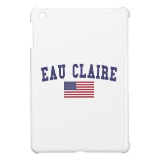 Eau Claire US Flag iPad Mini Cases