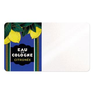 Eau de Cologne Citronee Business Card