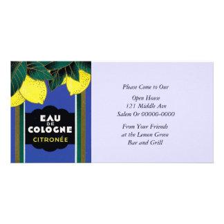Eau de Cologne Citronee Photo Card