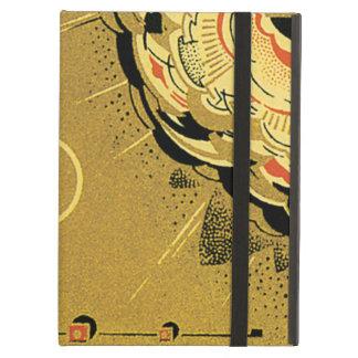Eau De Cologne Gold iPad Cases