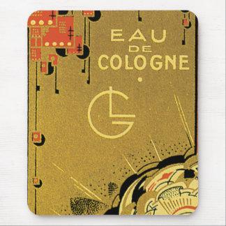 Eau De Cologne Gold Mouse Pad