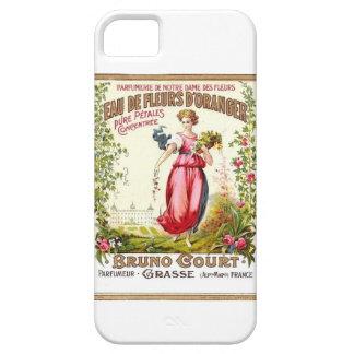 Eau de Fleurs iPhone 5 Case