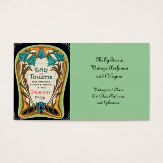 Eau de Toilette Daubigny Business Card
