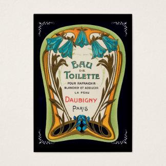 Eau de Toilette Daubigny Business Card