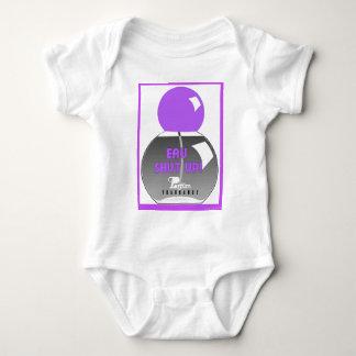 EAU SHUT UP INFANT CREEPER