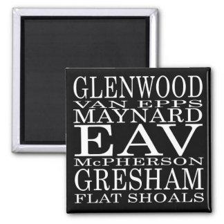 EAV, East Atlanta Village Magnet