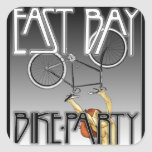 EB Bike Party stickers