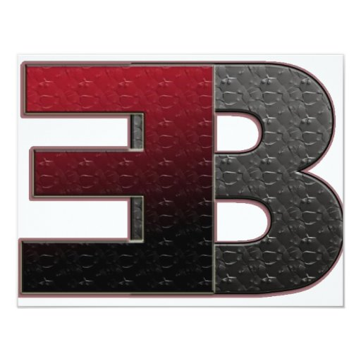 EBADIO.COM INVITACIÓN 10,8 X 13,9 CM