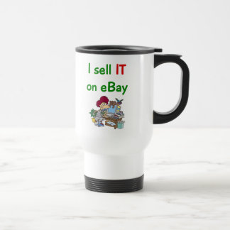 Ebay self employed mug
