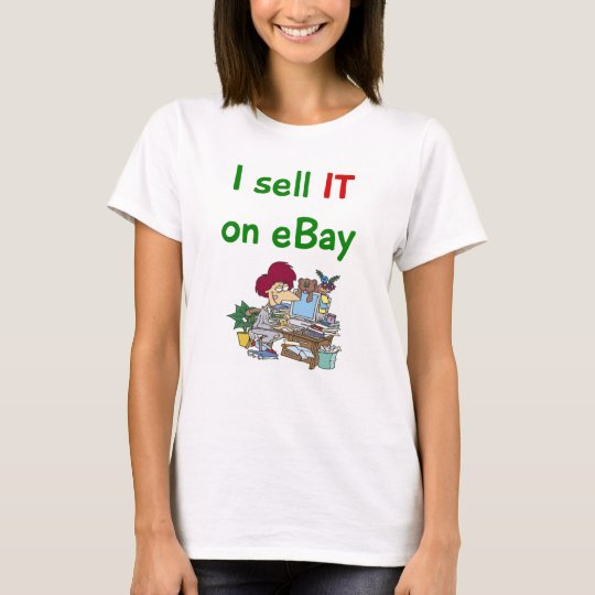Ebay self employed t-shirt