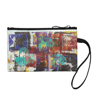 Ebb and flow coin purse