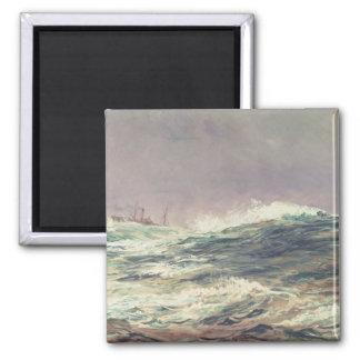 Ebb Tide, Long Reach, 1881 Magnet