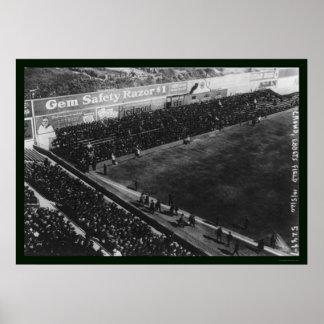 Ebbets Field Dodgers Baseball 1920 Posters