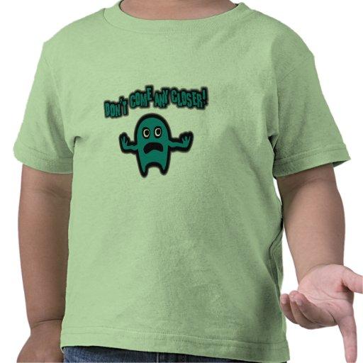 Ebbi, el pequeño monstruo lindo - trullo camiseta