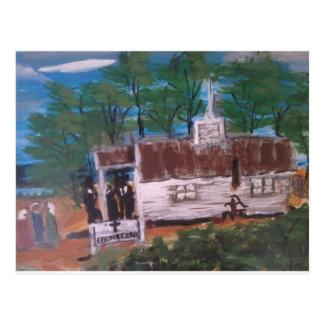 Ebeneezer Tabernacle Postcard
