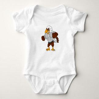 Ebenezer Eagle Baby Bodysuit