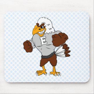Ebenezer Eagle Mouse Pad