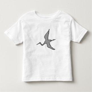 Ebenezer Egret Toddler T-shirt
