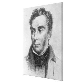 Ebenezer Elliot Canvas Print
