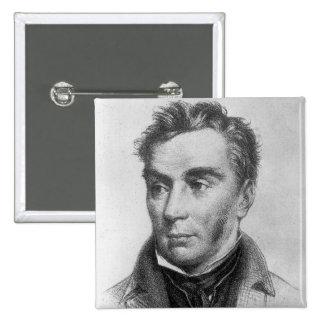 Ebenezer Elliot Pinback Button