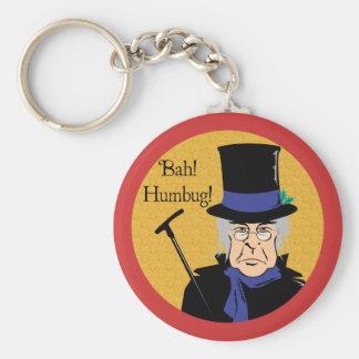 Ebenezer Scrooge Llavero Personalizado