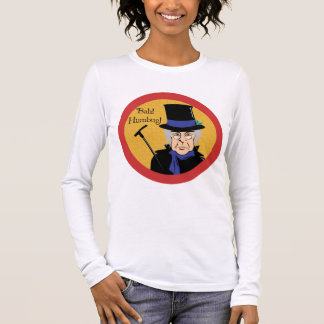 Ebenezer Scrooge Long Sleeve T-Shirt