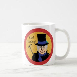 Ebenezer Scrooge Mug