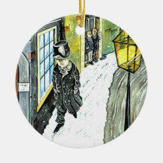 Ebenezer Scrooge Christmas Tree Ornament