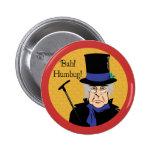 Ebenezer Scrooge Pins
