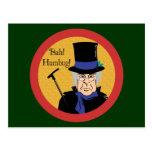 Ebenezer Scrooge Postcards