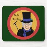 Ebenezer Scrooge Tapetes De Ratón