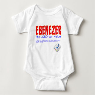 Ebenezer: The LORD our Helper Baby Bodysuit