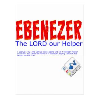 Ebenezer: The LORD our Helper Postcard