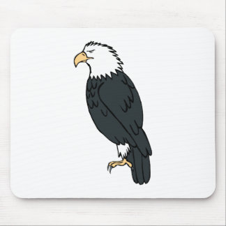 Eberto Eagle Mouse Pad