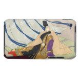 Ebina Masao Genji japanese oriental fine art iPod Case-Mate Case