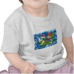 Ebisu in summer t-shirts