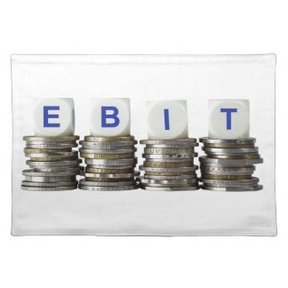 EBIT - Earnings Before Interest and Taxes Placemat