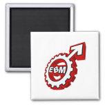 EBM Logo_10 Fridge Magnet