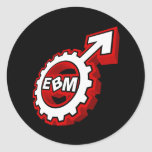 EBM Logo_10 Stickers