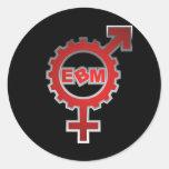 EBM Logo_15 Etiqueta Redonda